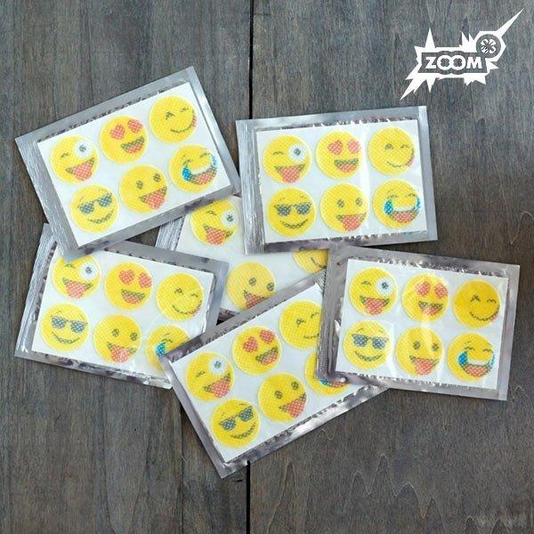 Emoji Antimyggplåster