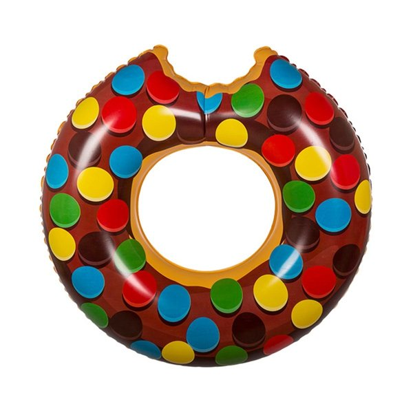 Badring Donut Rosa