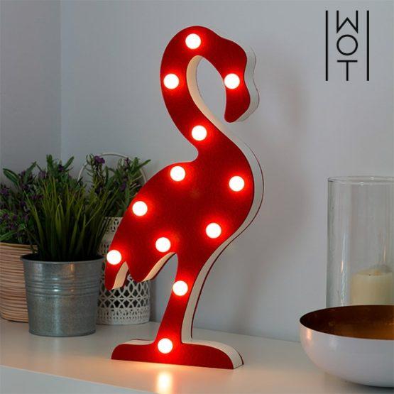 Flamingo LED Lampa
