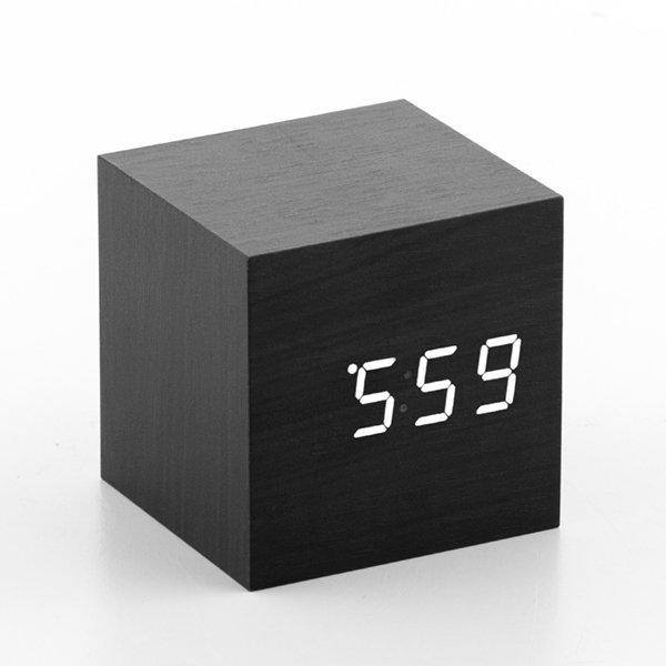 Kuben Digital Väckarklocka