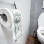 Dollar Toalettpapper