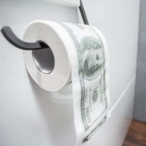 Dollar Toalettpapper
