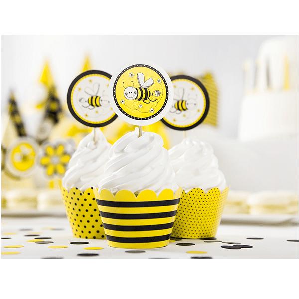 Cupcake Dekoration Bi