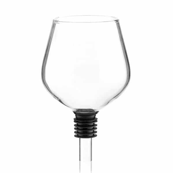 Flaskkork Vinglas
