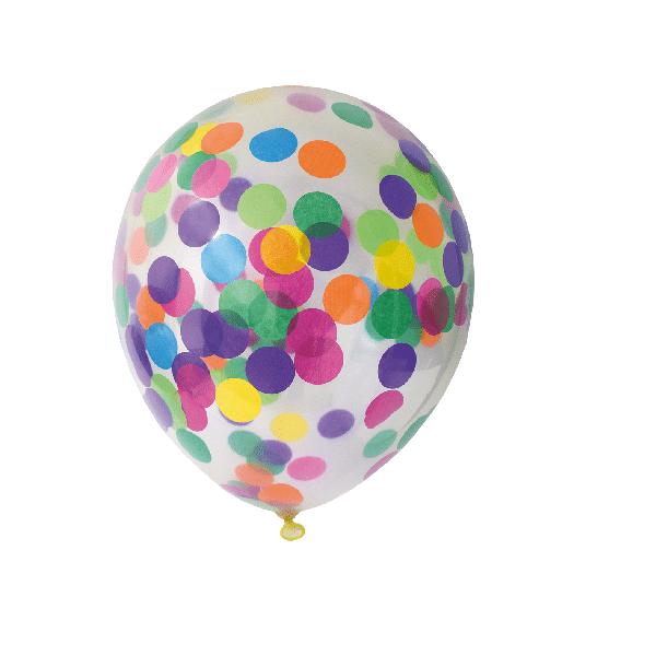 Ballong Konfetti Mix