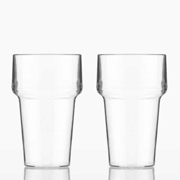 Okrossbara Glas