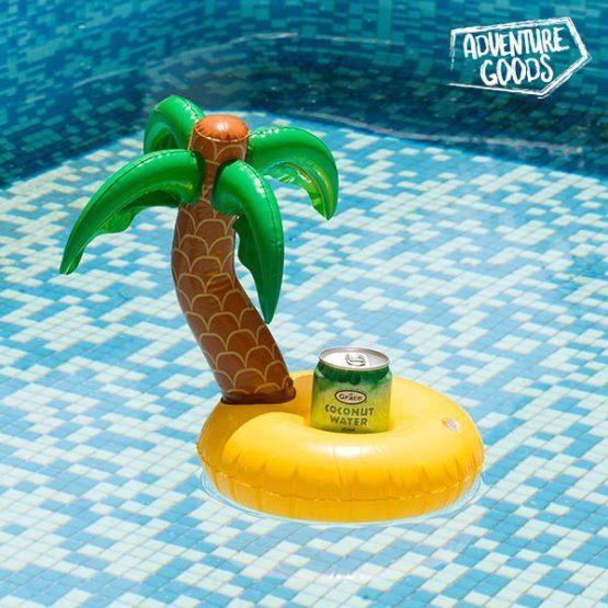 Uppblåsbar Flaskhållare Palm