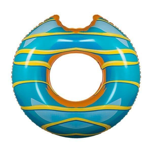 Badring Donut Blå