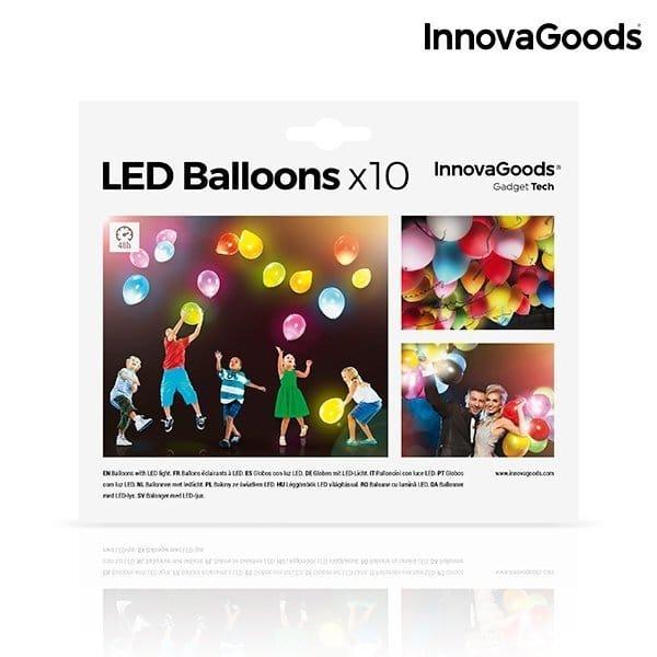 LED Ballonger