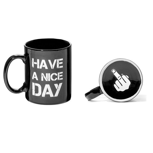 Mugg Have a Nice day