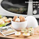 Äggkokare För Mikrovågsugn Med Recept