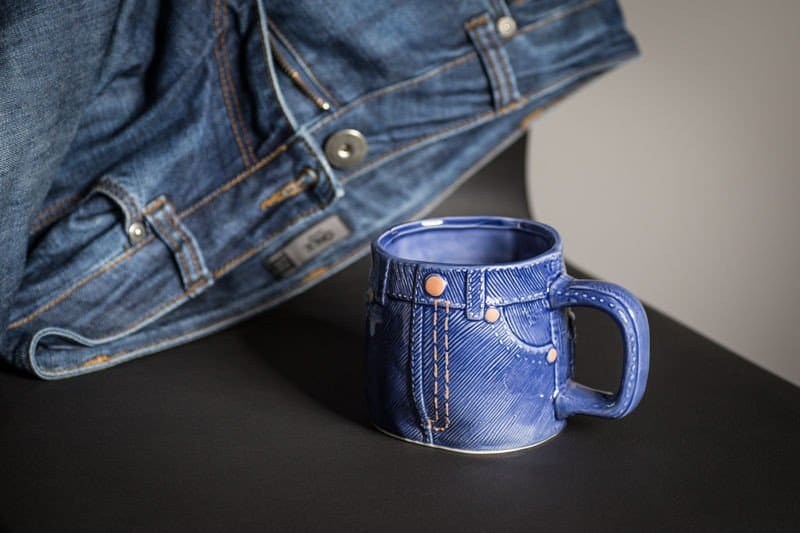 Jeans Mugg