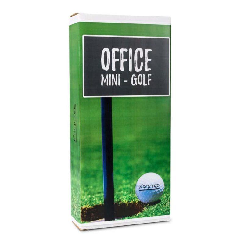 Golfset Till Kontoret