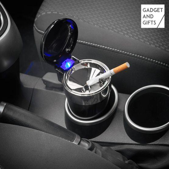 Askkopp Med Lock Till Bilen LED