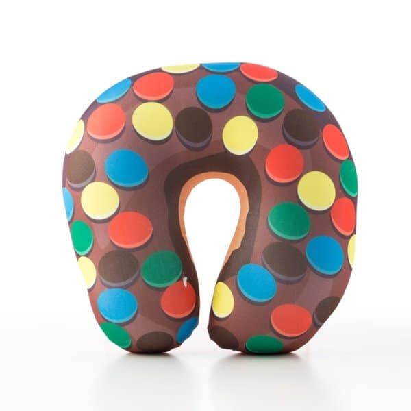 Nackkudde Donut