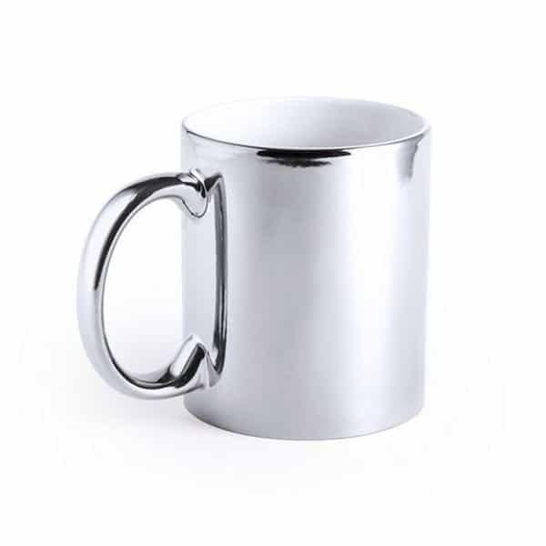 Mugg Silver