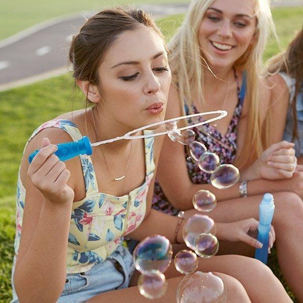 Såpbubblor Svärd