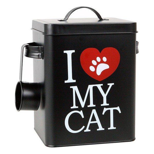 I Love My Cat Kattmatsburk
