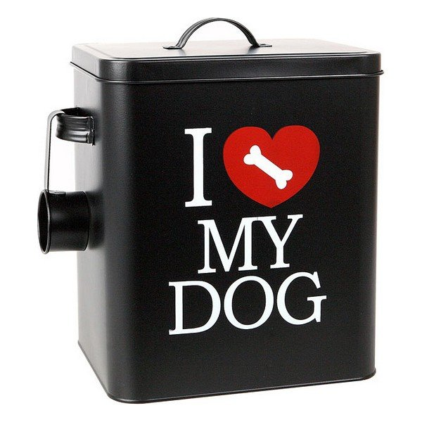 I Love My Dog Hundmatsburk
