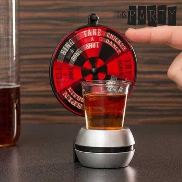 Drinkspel Roulette