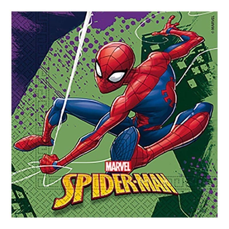 Servetter Spiderman
