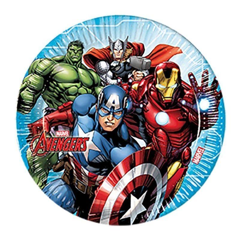 Tallrik Avengers