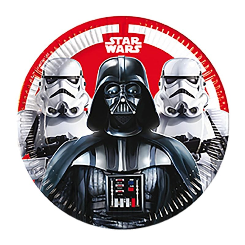 Tallrik Star Wars
