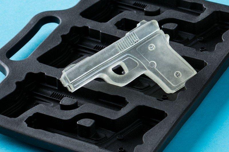 Isbitar Pistol