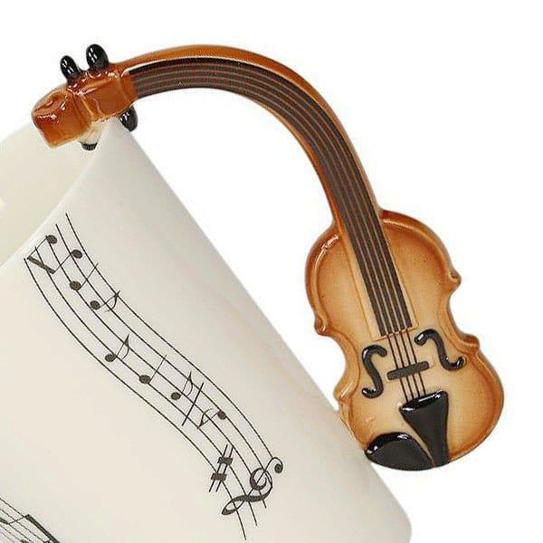 Musik Mugg Fiol