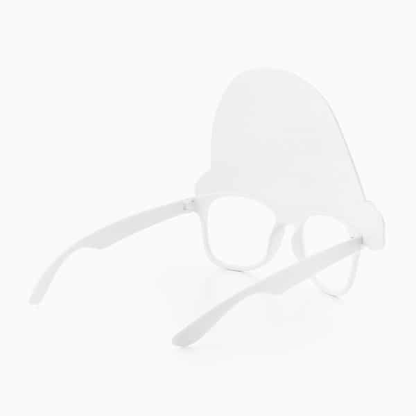 Glasögon Med Stor Tomteluva