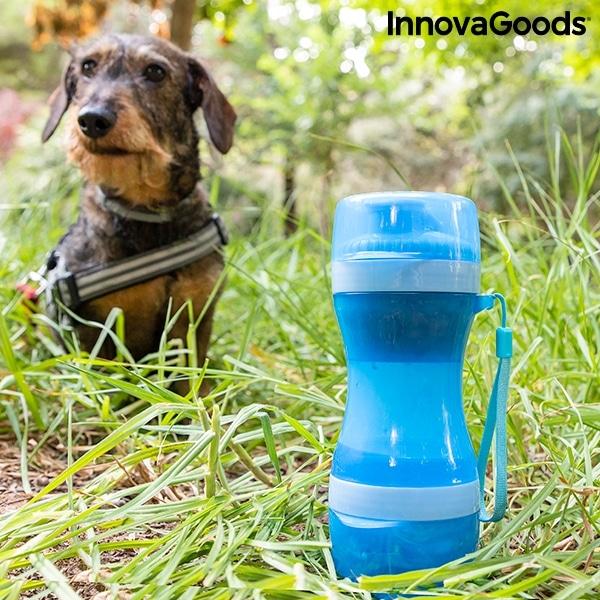 Mat och vattenflaska Till Husdjur