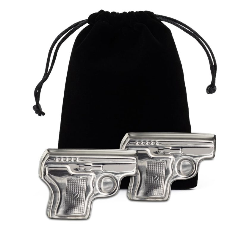 Rostfria Iskuber Pistol
